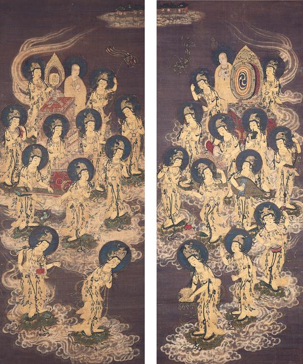 Twenty-Five_Bodhisattvas_Descending_from_Heaven,_c._1300.jpg