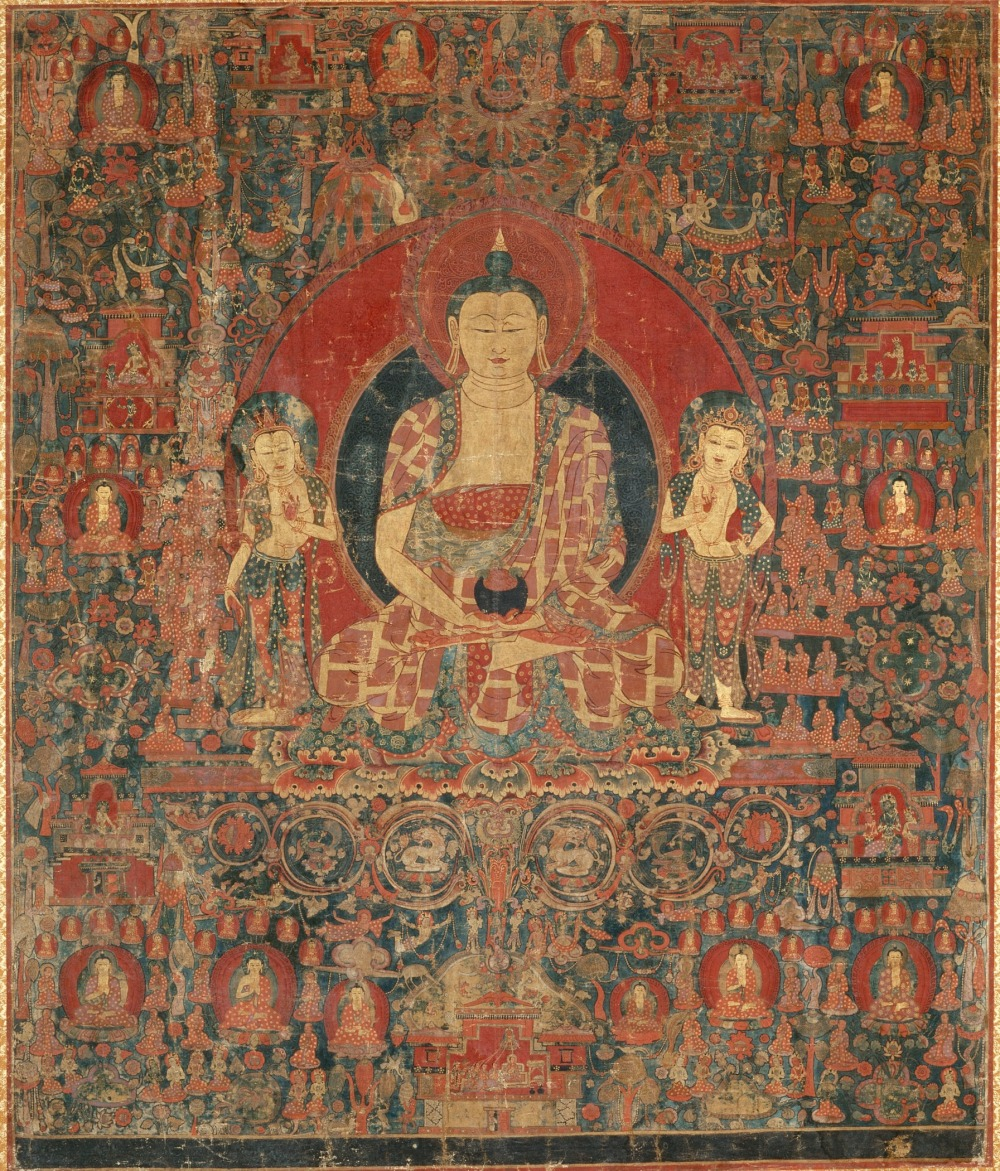 The_Jina_Buddha_of_Infinite_Light_(Amitabha)_in_His_Pure_Land_Paradise_(Sukhavati)_LACMA_M.77.19.12.jpg